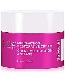 Receive a FREE Multi Action Restorative Cream with $59 StriVectin purchase!