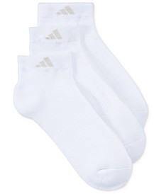 Women's 3-Pk. Low-Cut Cushion Socks