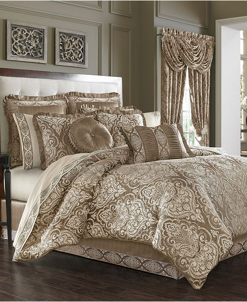 J Queen New York J Queen New York Stafford Bedding Collection
