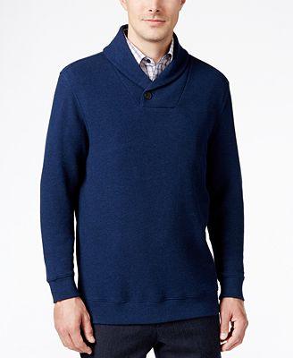 Shawl Collar Mens Sweaters & Men's Cardigans - Macy's