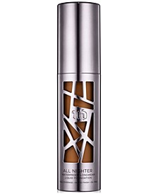 All Nighter Full Coverage Matte Liquid Foundation, 1-oz.