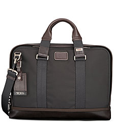 Tumi Men's Andrews Slim Briefcase
