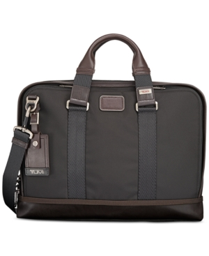 Tumi Men's Andrews Slim Briefcase