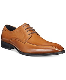 Alfani Men's Seth Bike Toe Derbys, Created for Macy's