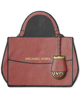 MICHAEL Michael Kors Never Have 2 Many Handbags Sticker