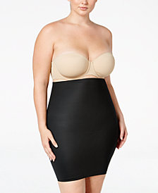 SPANX Women's  Plus Size Two-Timing Half Slip 10045P