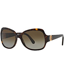 Tory Burch Polarized Sunglasses , TY7059