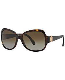 Tory Burch Polarized Sunglasses , TY7059