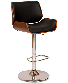 London Swivel Bar Stool, Quick Ship