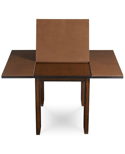 Furniture Branton Drop Leaf Rectangle Table Pad