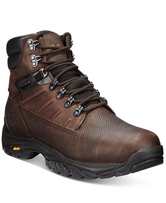 Timberland Men's Jefferson Summit Mid Waterproof Boots