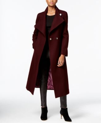 Wool & Wool Blend Womens Coats - Macy's