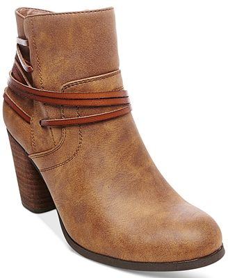 Madden Girl Denice Strapped Booties
