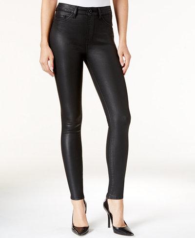 DL 1961 Jessica Alba No. 1 Trimtone Skinny Jeans