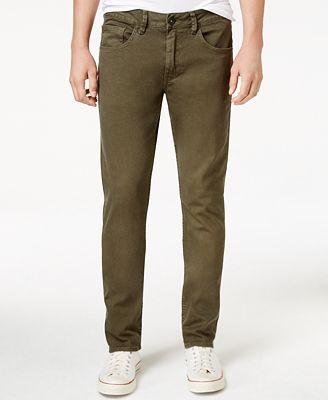 O'Neill Men's Slim-Fit Twill Pants - Jeans - Men - Macy's
