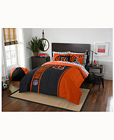 Cincinnati Bengals Bedding Collection