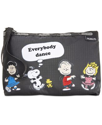 LeSportsac Peanuts Collection Essential Wristlet