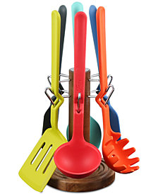 Fiesta 7-Pc. Silicone Utensil Set