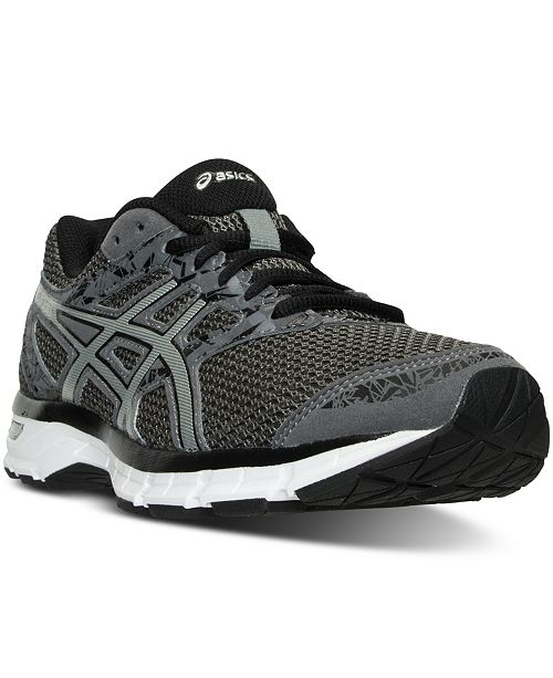 1bcb067c3 Asics Men s Excite 4 Running Sneakers from Finish Line   Reviews ...