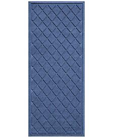 "Water Guard Argyle 22""x60"" Doormat"