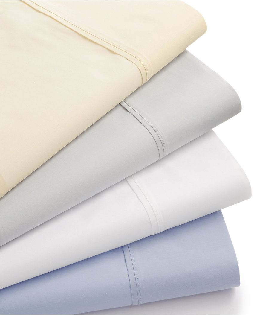 AQ Textiles NuPercale 4-pc Sheet Sets (Multiple Colors)