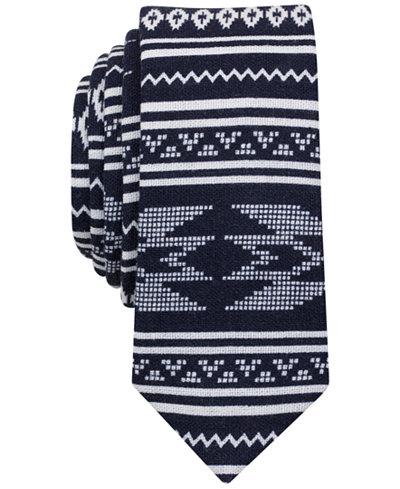 Original Penguin Men's Alburg Arcade Geometric Tie