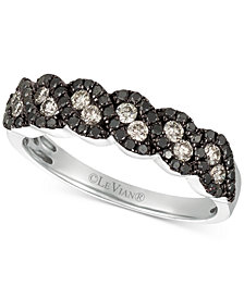 Le Vian Red Carpet®  Diamond Twist Ring (5/8 ct. t.w.) in 14k White Gold