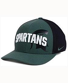 Nike Michigan State Spartans Classic 99 Swoosh Flex Cap