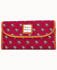Dooney & Bourke San Francisco 49ers Clutch