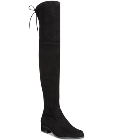 CHARLES by Charles David Gunter Over-The-Knee Flat Boots - Boots ...