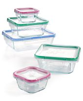 Snapware 10-Pc. Glass Meal Prep Set