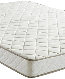 "Sleep Trends Ana 7"" Cushion Firm Tight Top Mattress, Quick Ship, Mattress in a Box- Twin"