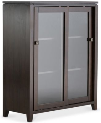 Verona Medium Storage Cabinet, Quick Ship