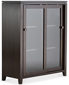 Verona Medium Storage Cabinet, Quick Ship