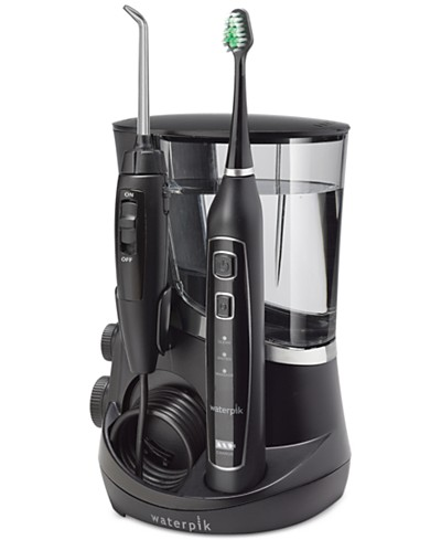 Waterpik® WP-862 Complete Care 5.0 Water Flosser + Sonic Toothbrush