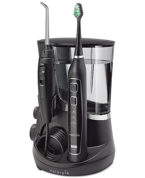 Waterpik Wp 862 Complete Care 5 0 Water Flosser Sonic