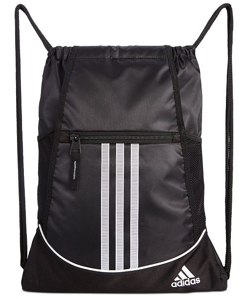 cb4b04582d96 adidas Alliance II Sackpack - All Accessories - Men - Macy s