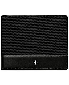 Montblanc Nighflight Black Nylon Wallet 113149