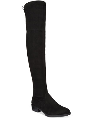 6336a1117a4 Circus by Sam Edelman Peyton Stretch Over-The-Knee Boots   Reviews - Boots  - Shoes - Macy s