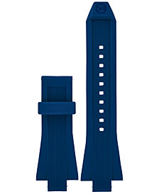 Michael Kors Access Men's Dylan Navy Silicone Smartwatch Strap MKT9012