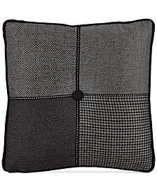 "Croscill Oden 18"" Square Decorative Pillow"