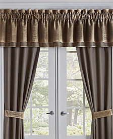 "CLOSEOUT! Croscill Benson Straight 72""x 20"" Window Valance"