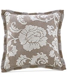 """Croscill Anessa 18"""" Square Decorative Pillow"""