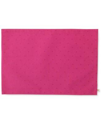 Larabee Dot Pink Placemat