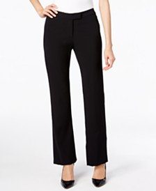Anne Klein Wide-Leg Trousers