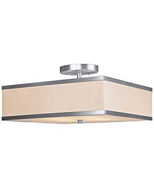 Park Ridge 3-Light Semi-Flush Mount