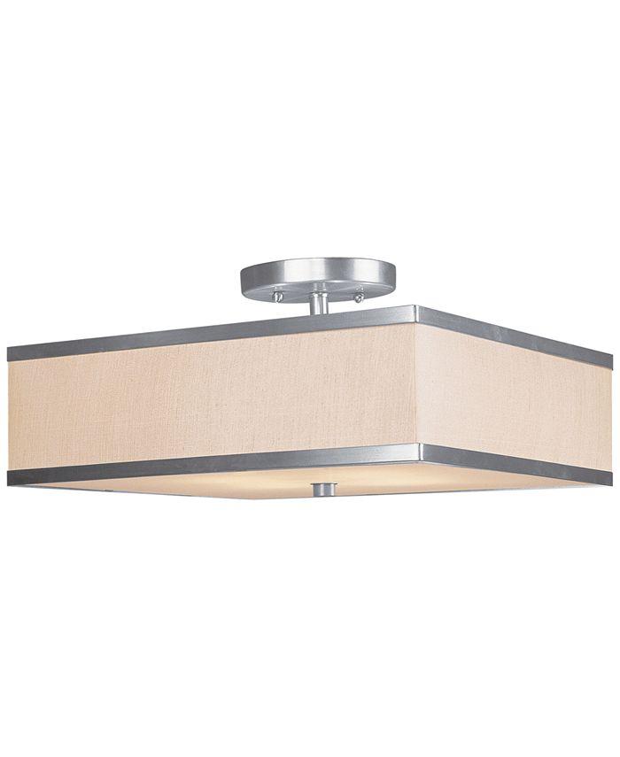 Livex - Park Ridge 3-Light Ceiling Light