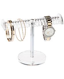 Honey Can Do Acrylic Leslie Bracelet Stand