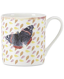 Lenox Butterfly Meadow Everyday Celebrations You Are Awesome Mug