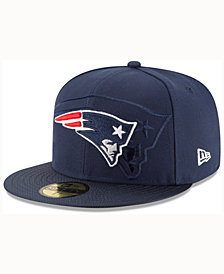 New Era New England Patriots Sideline 59FIFTY Cap